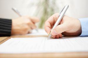 Collaborative divorce agreement